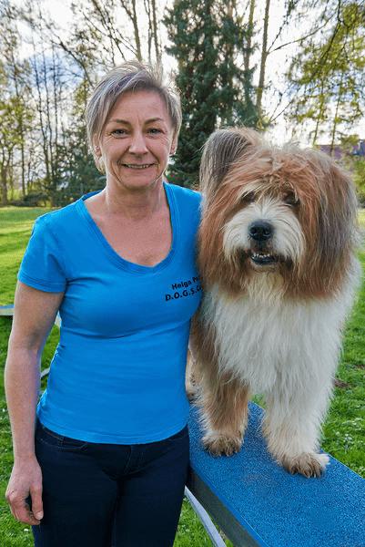 Helga Mättig - Hundtrainerin Rinteln