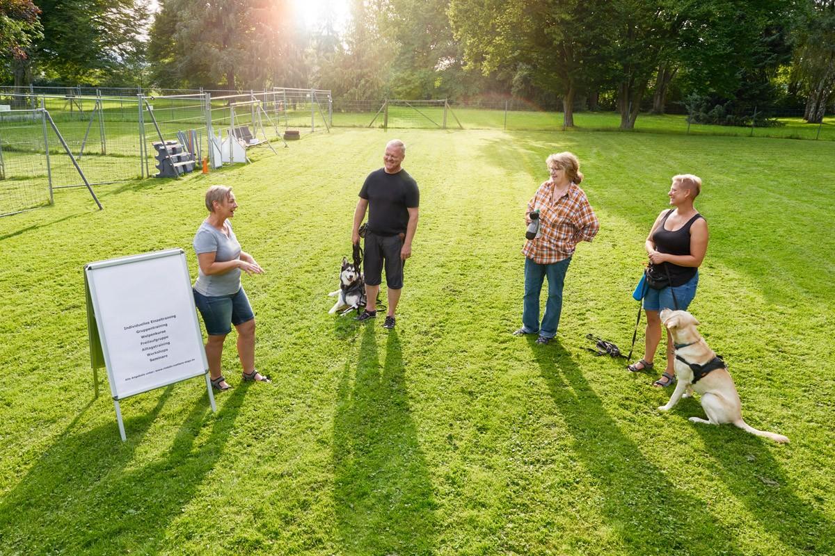 Fortbildungen - Natürlich Hund - Hundeschule in Rinteln und Neustadt